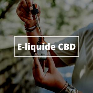 E-liquides de CBD