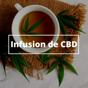 Infusions CBD